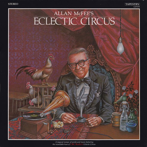 ALLAN MCFEE_Eclectric Circus [SEALED]