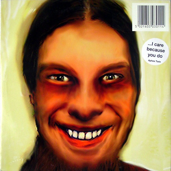 APHEX TWIN_I Care Because You Do (2LP)