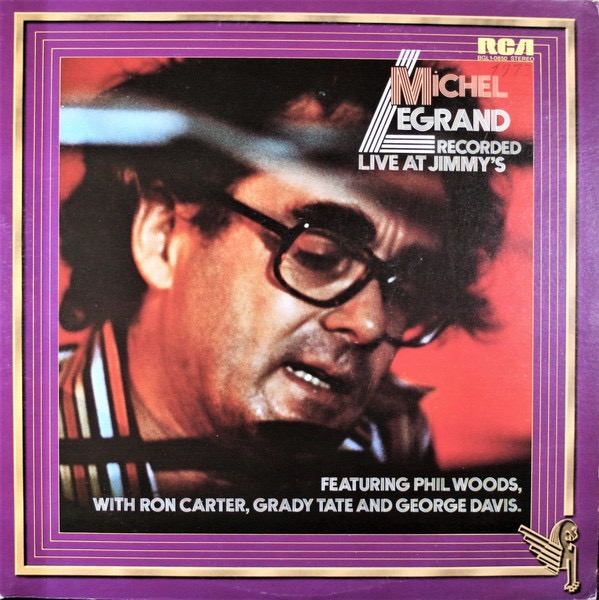 MICHEL LEGRAND_Recorded Live At Jimmys