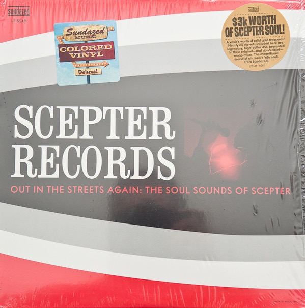 VARIOUS ARTISTS_2016rsd2 - Scepter Records Out In The Streets Again: The Soul Sounds Of Scepter Records