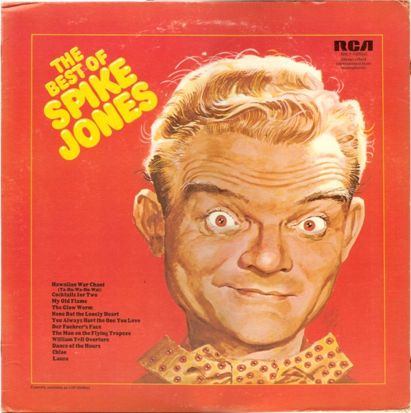 SPIKE JONES_The Best Of Spike Jones