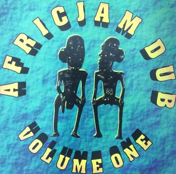 AFRICJAM_Africjam Dub Volume One