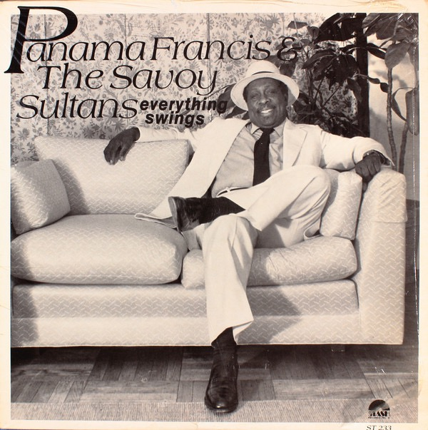 PANAMA FRANCIS AND THE SAVOY SULTANS_Everything Swings