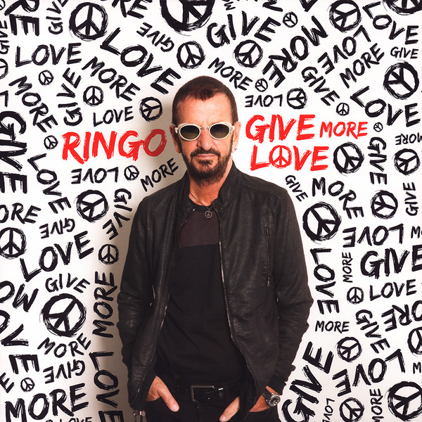RINGO STARR_Give More Love _New Release Sept 22, 2017_