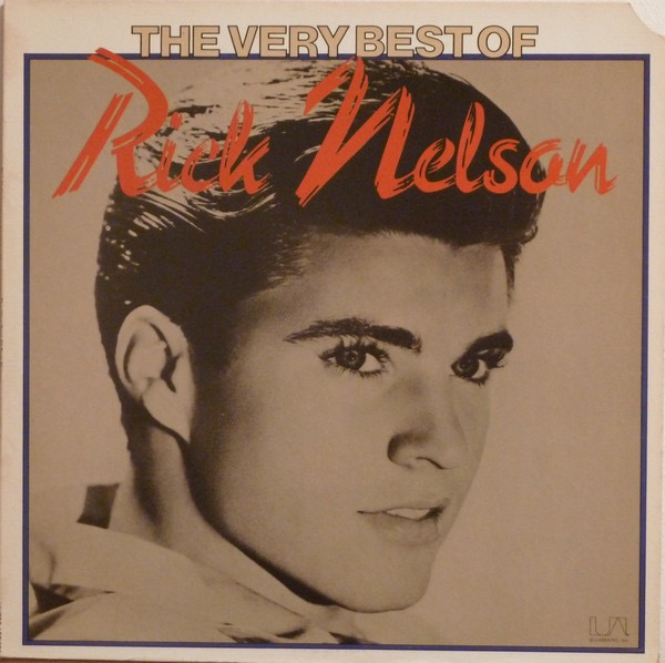 RICK NELSON_The Very Best Of Rick Nelson _W/Orig Shrink Wrap_