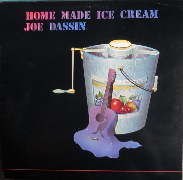 JOE DASSIN_Home Made Ice Cream