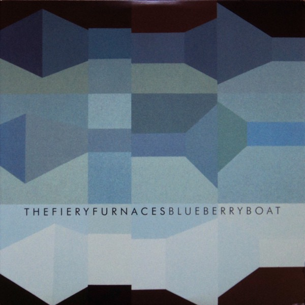THE FIERY FURNACES_Blueberry Boat