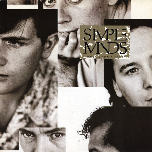 SIMPLE MINDS_Once Upon A Time