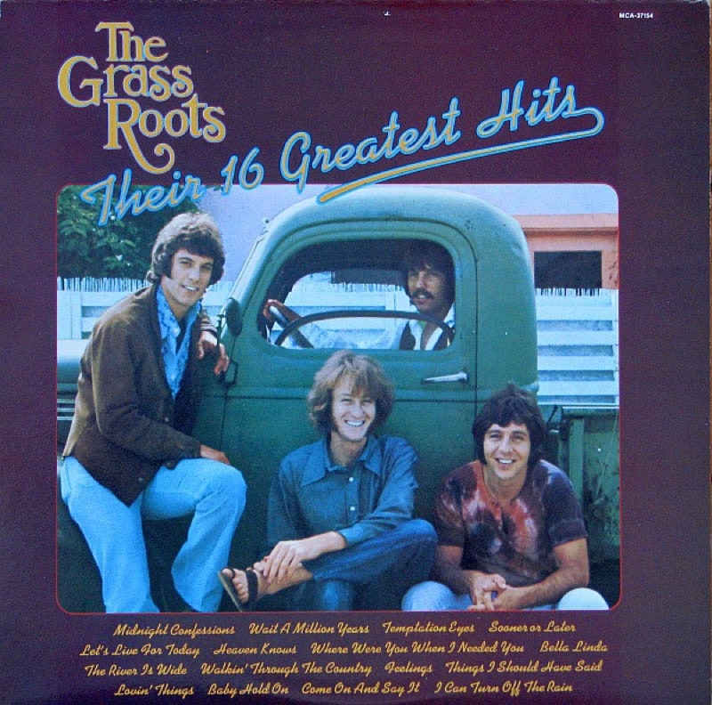 THE GRASS ROOTS_Their 16 Greatest Hits