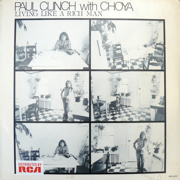 PAUL CLINCH_Living Like A Rich Man