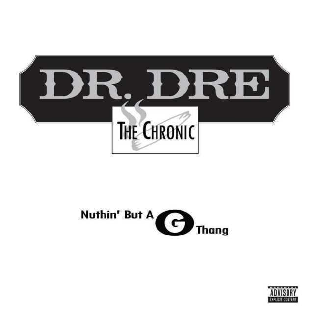 DR. DRE_Nothin But A G Thang