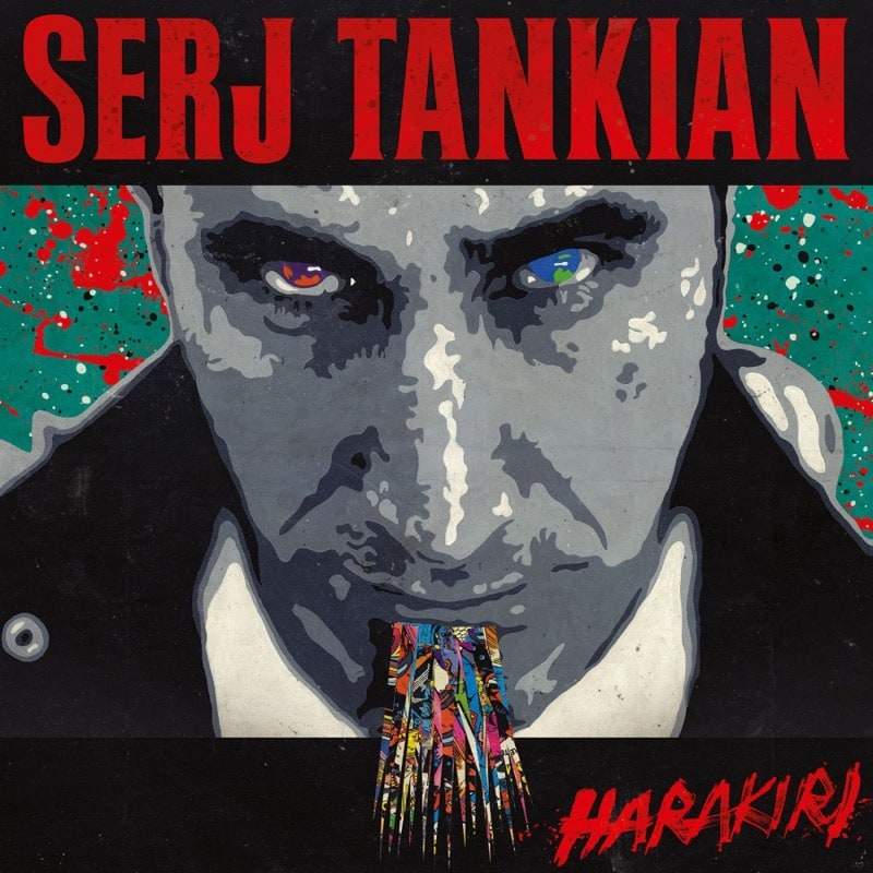 SERJ TANKIAN_Harikiri _Colour_ - Rsd19