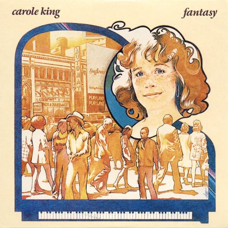 CAROLE KING_Fantasy