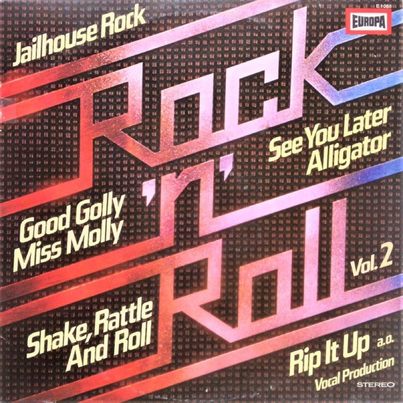 THE AIR MAIL_Rock N Roll