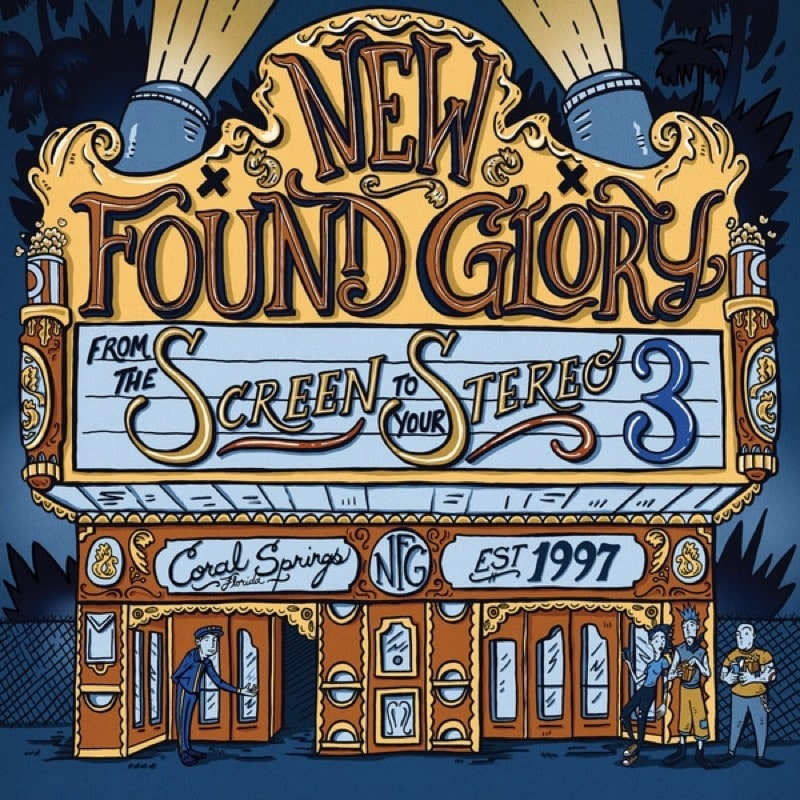NEW FOUND GLORY_From The Screen To Your Stereo 3