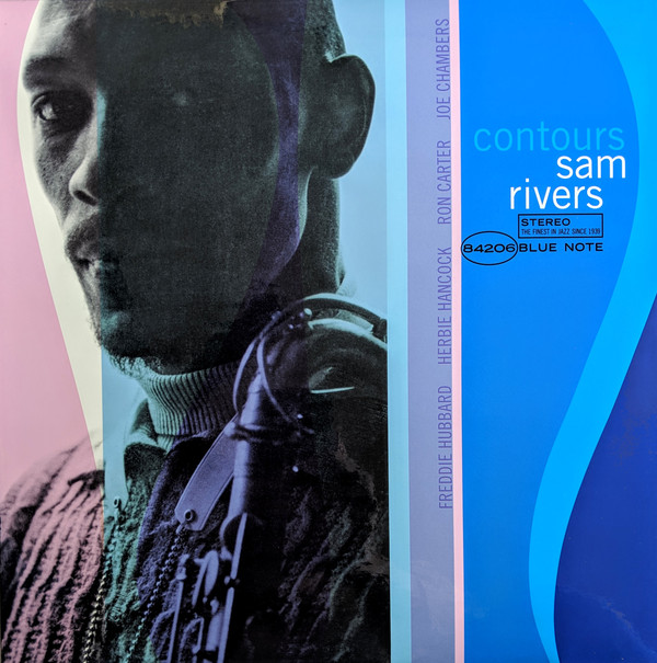 SAM RIVERS_Contours