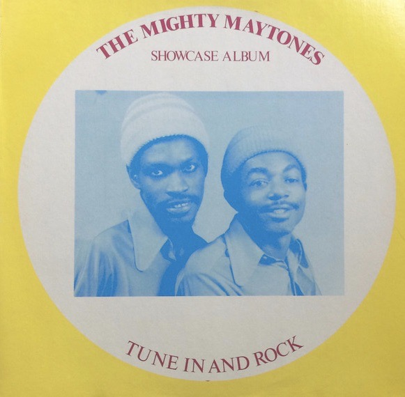 THE MIGHTY MAYTONES_Tune In And Rock _Showcase Album_