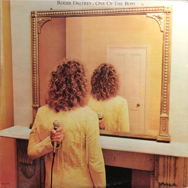 ROGER DALTREY_One Of The Boys _W/ Printed Inner Sleeve_