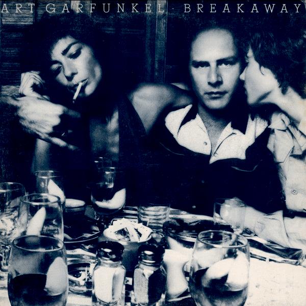 ART GARFUNKEL_Breakaway _1975, W/ Printed Inner Sleeve_