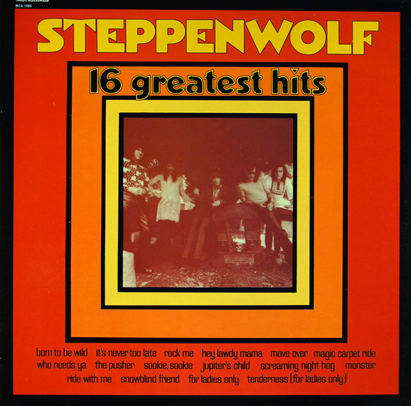 STEPPENWOLF_16 Greatest Hits