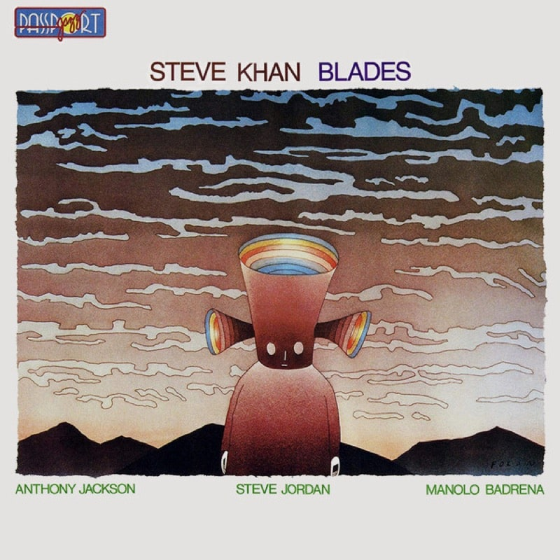 STEVE KHAN_Blades