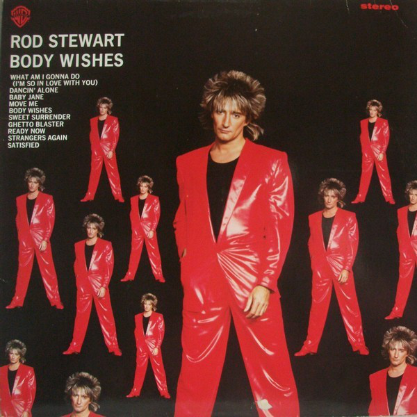 ROD STEWART_Body Wishes