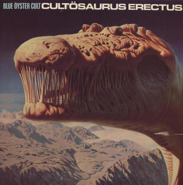 BLUE OYSTER CULT_Cultosaurus Erectus