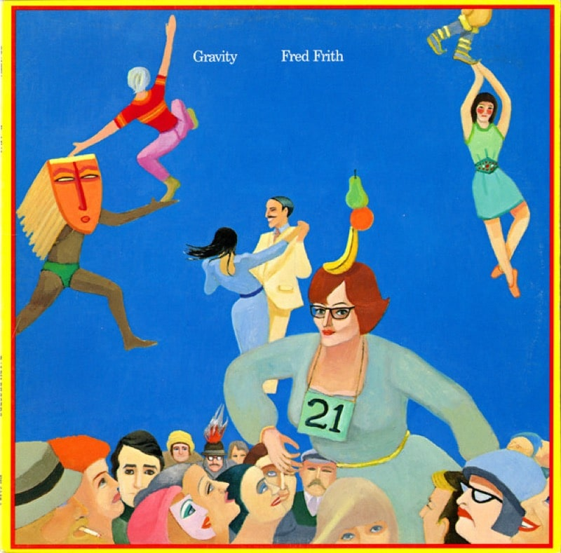GRAVITY_Fred Frith