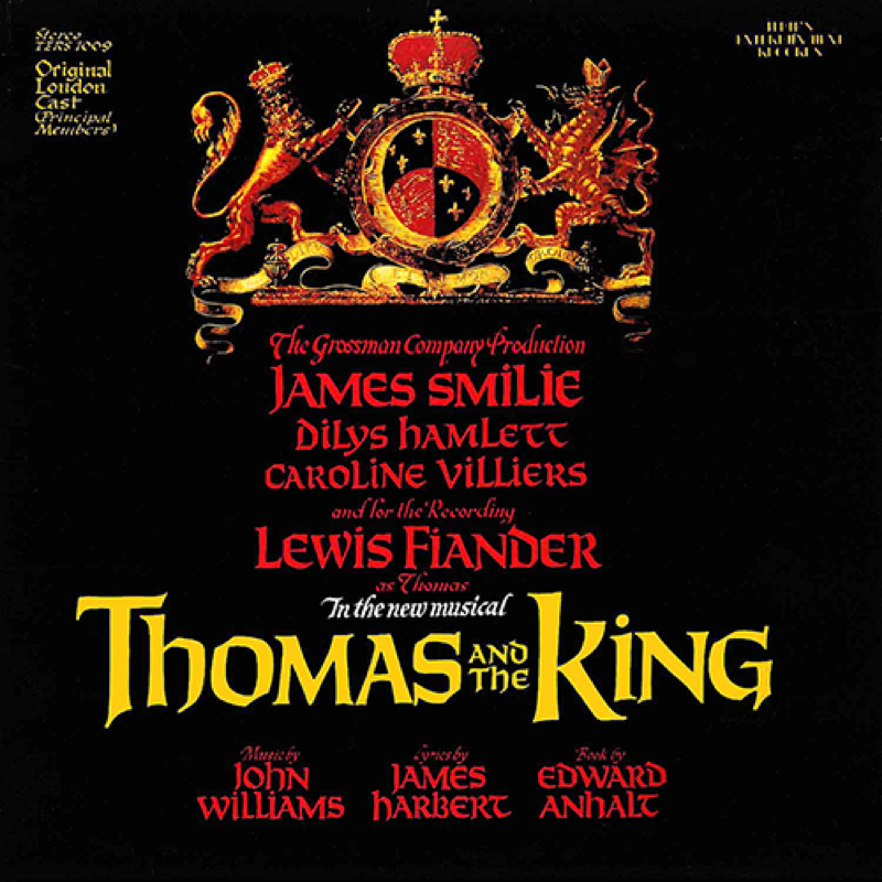 JOHN WILLIAMS_Thomas And The King
