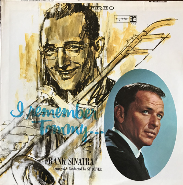 FRANK SINATRA_I Remember Tommy _W/Printed Inner Sleeve_