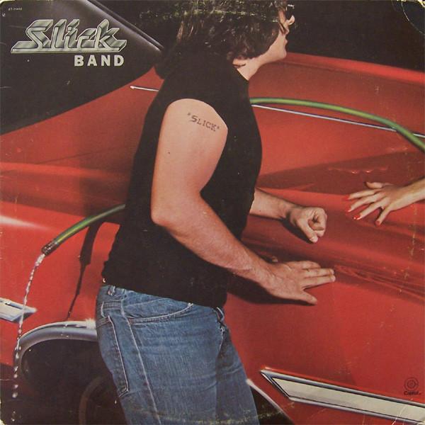 THE EARL SLICK BAND_Slick Band (w/ printed inner sleeve)