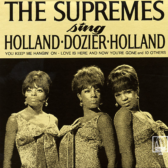 THE SUPREMES_The Supremes Sing Holland/Dozier/Holland