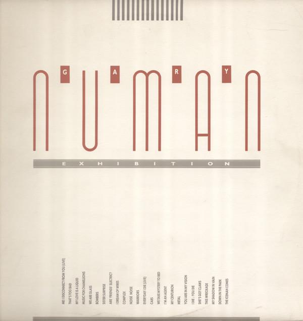 GARY NUMAN_Exhibition