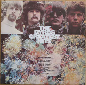 THE BYRDS_The Byrds' Greatest Hits