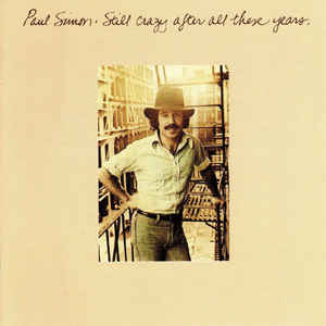 PAUL SIMON_Still Crazy After All These Years