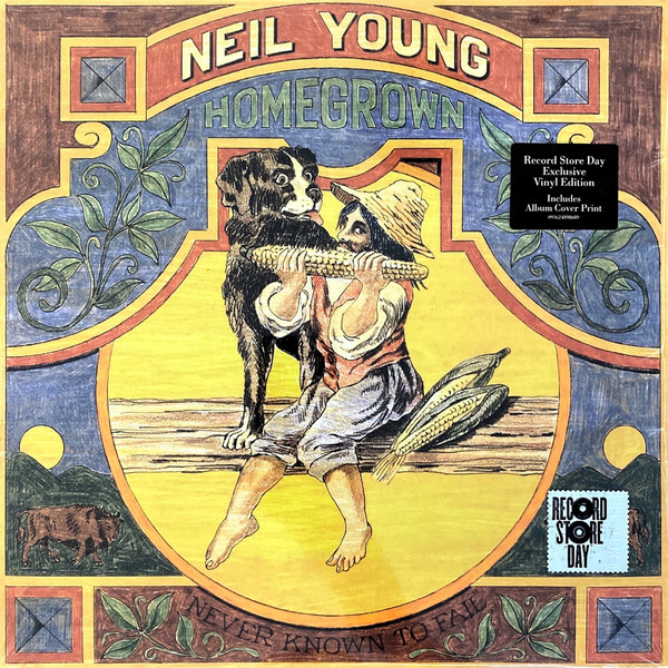 NEIL YOUNG_Homegrown