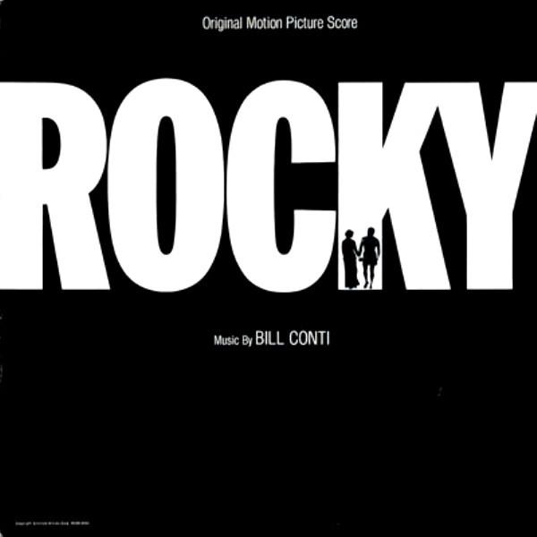 VARIOUS ARTISTS_Rocky _Original Motion Picture Score_