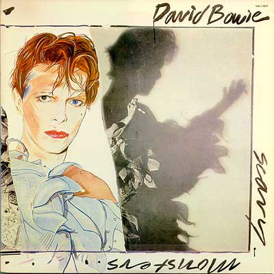 DAVID BOWIE_Scary Monsters