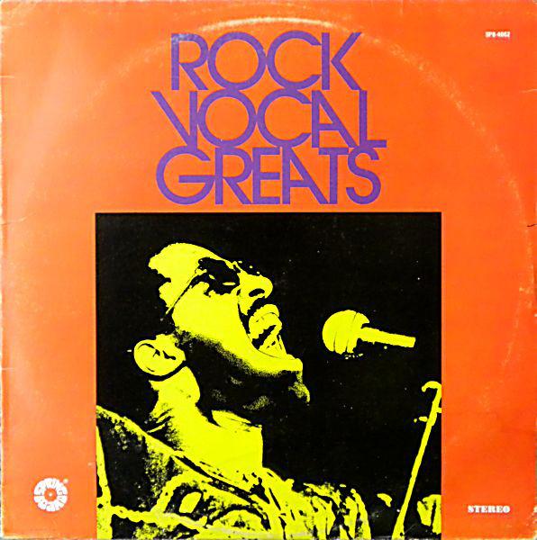 VARIOUS_Rock Vocal Greats