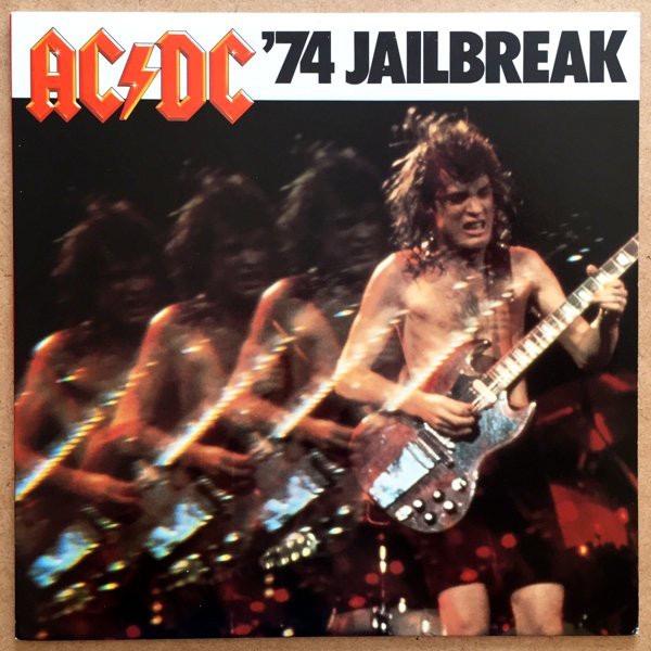 ACDC_74 Jailbreak _180g Vinyl_