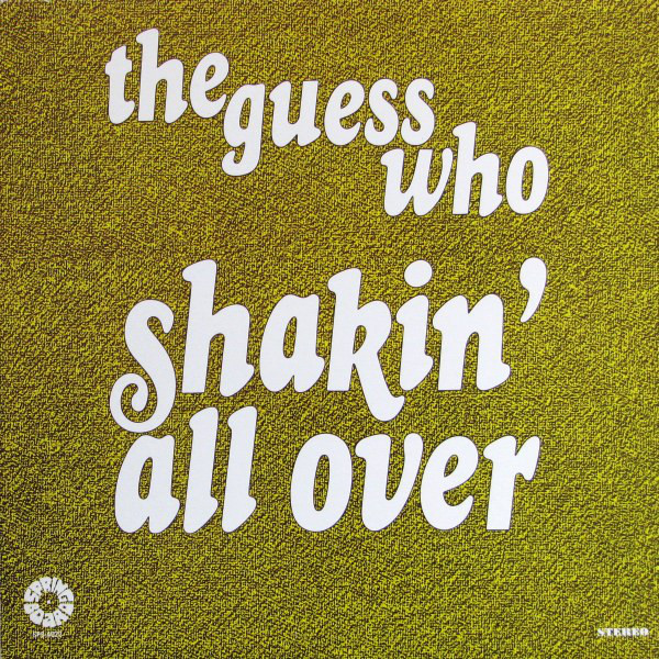THE GUESS WHO_Shakin' All Over