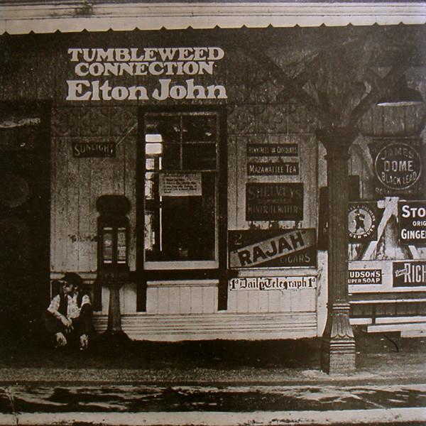 ELTON JOHN_Tumbleweed Connection