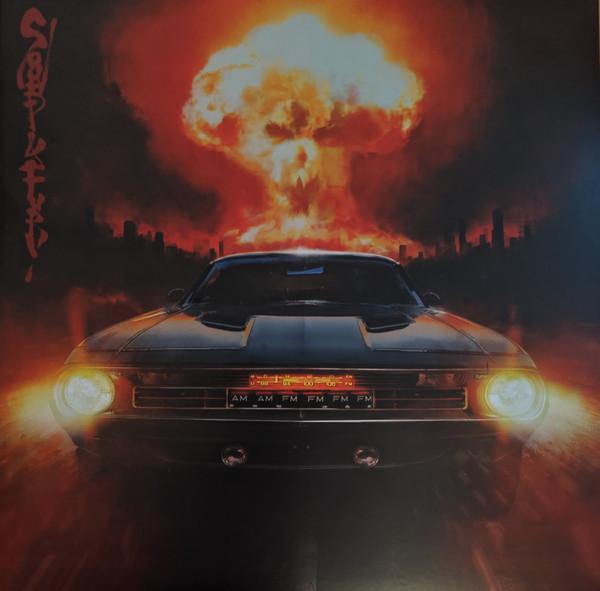 STURGILL SIMPSON_Sound And Fury _Black Vinyl_