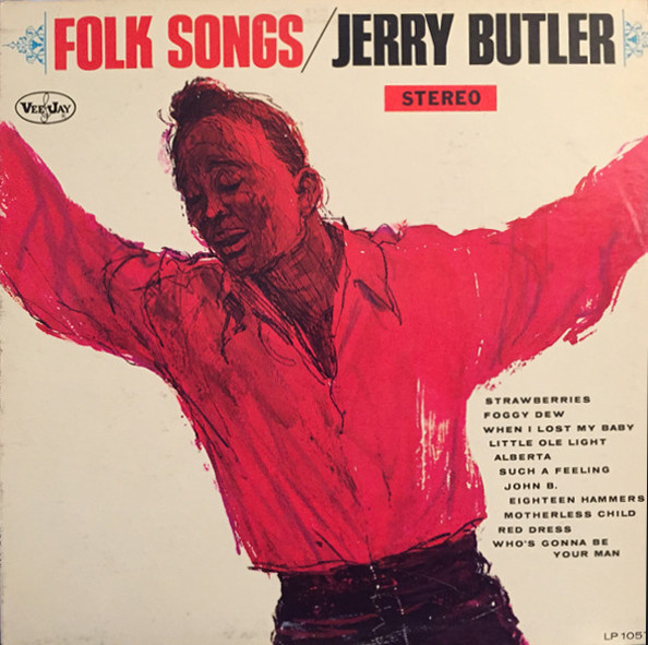 JERRY BUTLER_Folk Songs