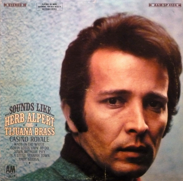 HERB ALPERT AND THE TIJUANA BRASS_Sounds Like