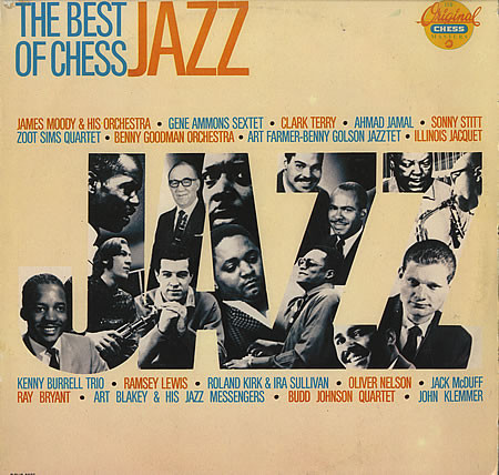 VARIOUS_The Best Of Chess Jazz