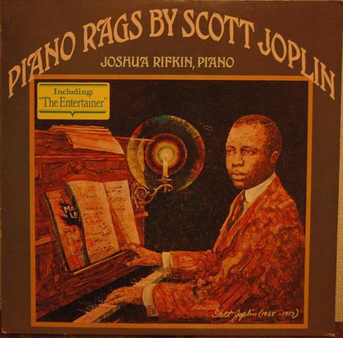 SCOTT JOPLIN_Piano Rags