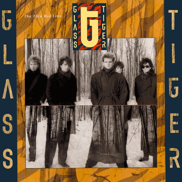 GLASS TIGER_The Thin Red Line