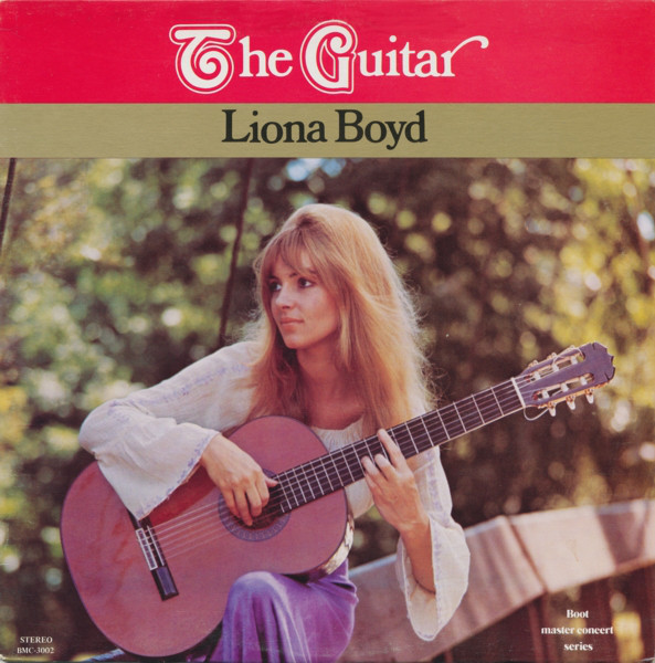 LIONA BOYD_The Guitar