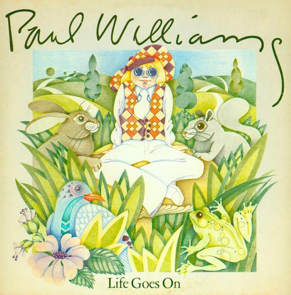 PAUL WILLIAMS_Life Goes On